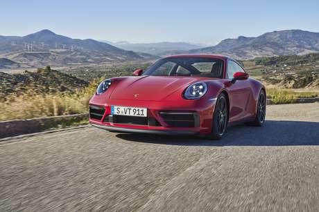Porsche 911 GTS: nova geração dispoinível para encomenda.