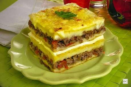 Guia da Cozinha - Sanduíche de forno para um lanche da tarde especial