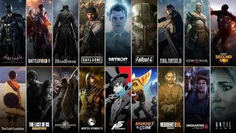 Jogos da PS Plus Collection