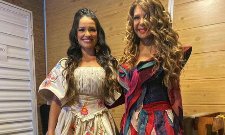 Juliette e Elba Ramalho