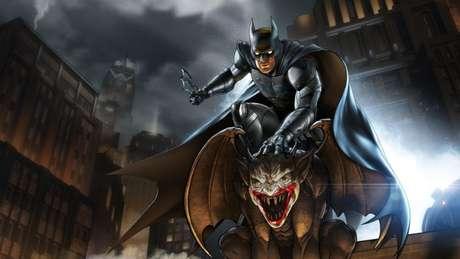 Batman: The Enemy Within é o destaque do Prime Gaming em julho