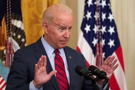 Presidente dos EUA, Joe Biden, em Washington  24/6/2021   REUTERS/Kevin Lamarque