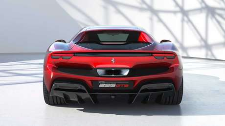 Pacote opcional Assetto Fiorano reduz o peso do Ferrari 296 GTB em 7 kg.