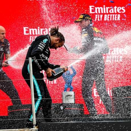 Lewis Hamilton: a idade começa a pesar? Parece que não.