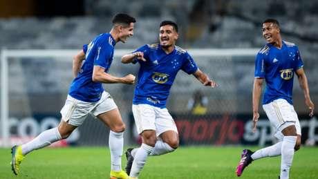 Cruzeiro conquistou a sua primeira vitória em casa pela Série B do Campeonato Brasileiro (Bruno Haddad/Cruzeiro)