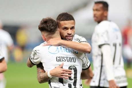 Gustavo Mosquito é o diferencial do Corinthians na temporada (Foto: Rodrigo Coca/Ag. Corinthians)
