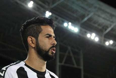 Jonathan em ação pelo Botafogo (Foto: Vítor Silva/Botafogo)