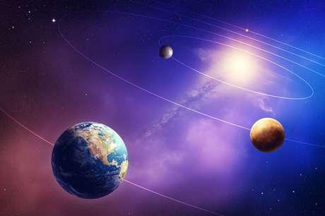 Alguns planetas conseguiram observar a Terra passando em frente ao Sol; outros conseguirão no futuro