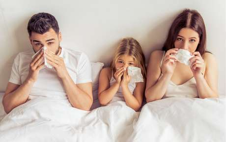 Resfriado: combata nos primeiros sintomas e evite desconforto