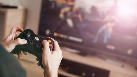 O setor de games cresceu em 20% no ano de 2020, durante a pandemia. Shutterstock