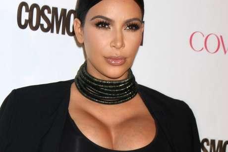Kim Kardashian West. Shutterstock