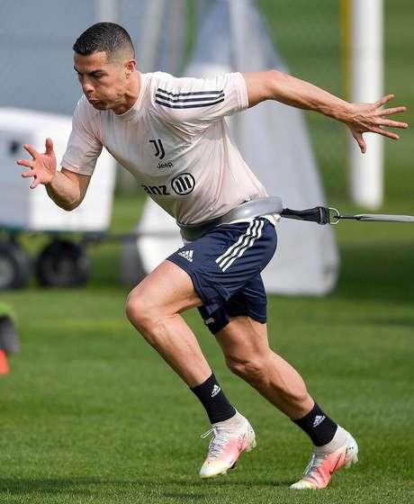 Cristiano Ronaldo. Reprodução/Instagram: @cristiano