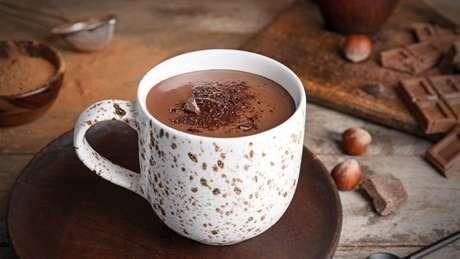 Receitas deliciosas de chocolate quente