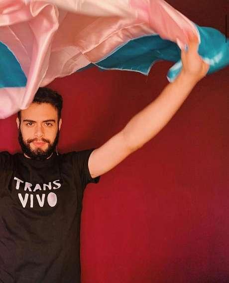 Bernardo iniciou seu processo de transição de gênero há cinco anos.