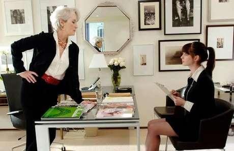 Miranda não aceitava menos do que perfeição dos funcionários.