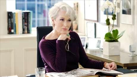Apesar de outros nomes considerados, Streep levou a melhor.