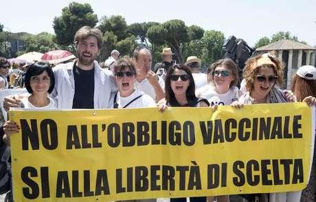 Opposizione al movimento 'No Vox' a Roma