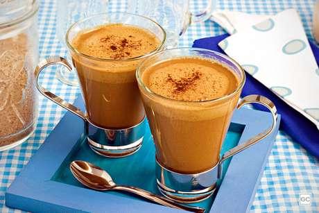 Guia da Cozinha - Cappuccino quentinho pronto em 10 minutos