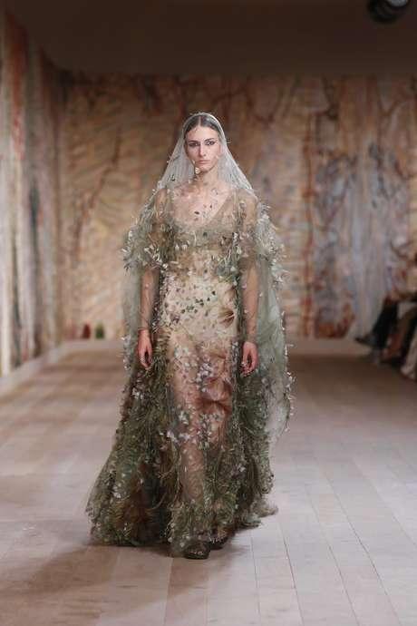 Desfile de alta-costura da Dior (Divulgação)