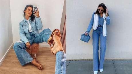 Aposte cada vez mais nas peças jeans!