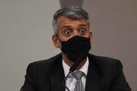 Roberto Dias foi preso durante sessão da CPI da Covid