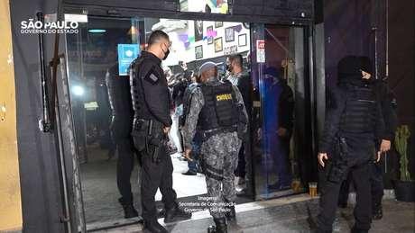 Força-tarefa do Comitê de Blitze impediu a realização de duas festas clandestinas na zona sul da capital