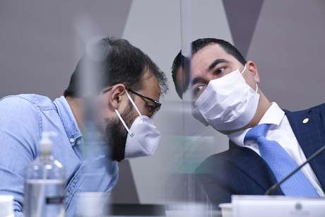 Oitiva do servidor do Ministério da Saúde, Luis Ricardo Fernandes Miranda, e de seu irmão, o deputado federal Luis Miranda (DEM-DF)