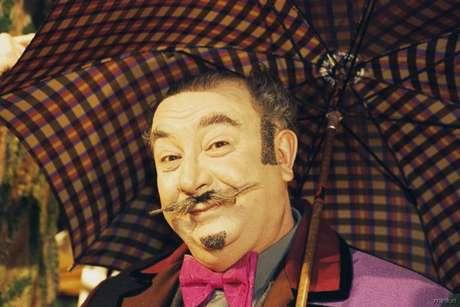 Ator ficou conhecidíssimo por interpretar Dr. Victor em Castelo Rá Tim Bum.