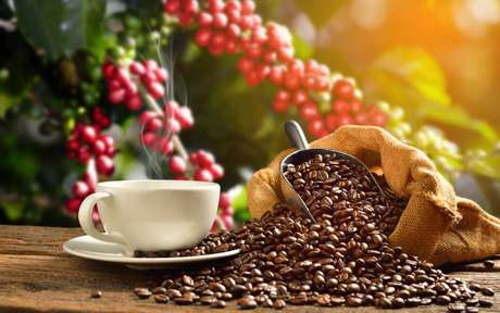 Café também serve de suplemento, redutor de gorduras e celulite