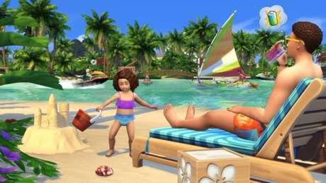 """Expansão """"Ilhas Tropicais"""" de The Sims 4"""