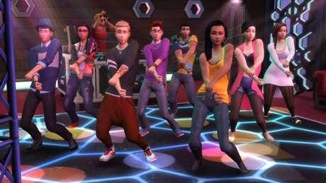"""Expansão """"Junte-se à Galera"""" de The Sims 4"""