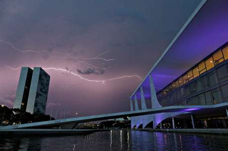 Congresso e Palácio do Planalto em Brasília REUTERS/Ueslei Marcelino