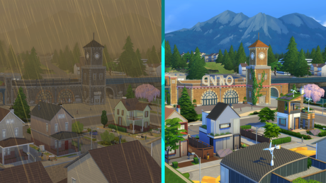"""Expansão """"Vida Sustentável"""" de The Sims 4"""