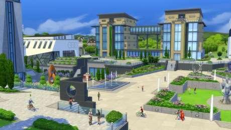 """Expansão """"Vida Universitária"""" de The Sims 4"""