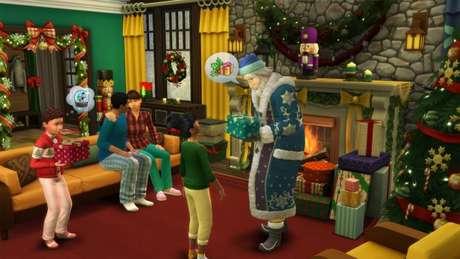"""Expansão """"Estações"""" de The Sims 4"""