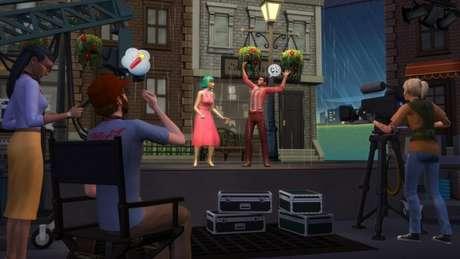 """Expansão """"Rumo à Fama"""" de The Sims 4"""