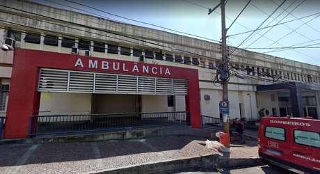 Feridos foram levados para hospital no Rio