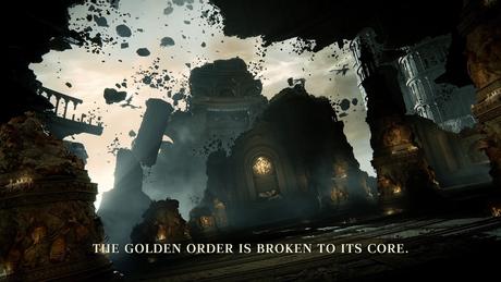A Ordem Dourada (Golden Order, no original) parece ter sido um grupo responsável por manter a ordem nas Terras Intermediárias.