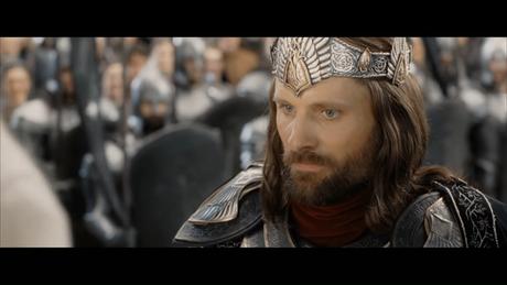 Aragorn, o Rei Legítimo de Westero- espera, não...