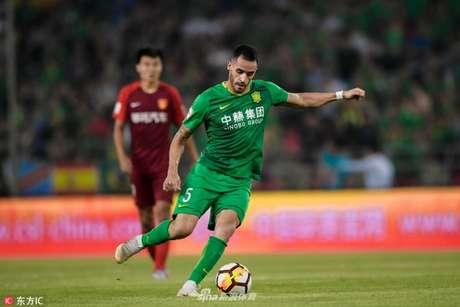 Renato Augusto jogou cinco temporadas no futebol chinês (Foto: Reprodução)