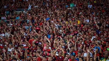 Flamengo x Defensa y Justicia terá público em Brasília (Foto: Paula Reis/Flamengo)