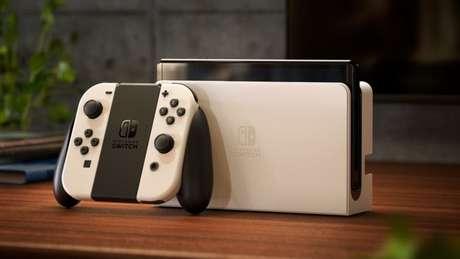 Nintendo Switch OLED Model chega ainda este ano com melhorias