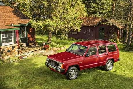 Cherokee, o primeiro SUV compacto do mundo