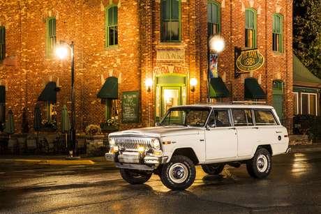 Wagoneer cria o SUV premium original.