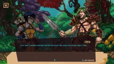 Reverie Knights Tactics é RPG inspirado em Tormenta