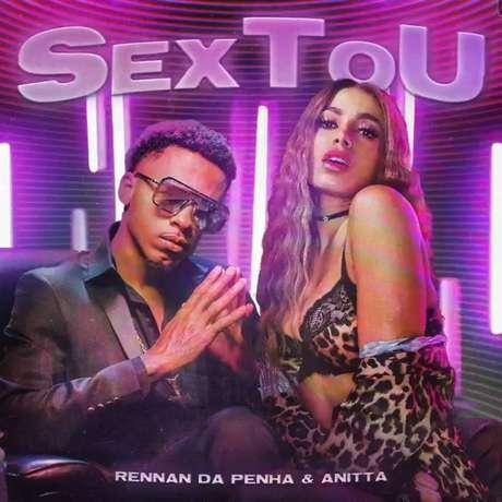 Anitta e Rennan da Penha lançam música 'SexToU'; ouça