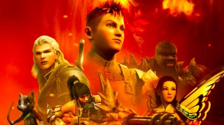 Monster Hunter: Legends of the Guild chega em agosto