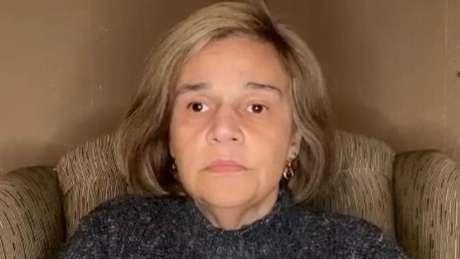 Atriz foi diagnosticada com esclerose múltipla no ano 2000.