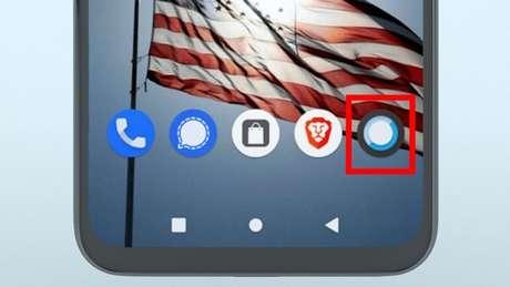 Câmera do Freedom Phone tem mesmo ícone do LineageOS