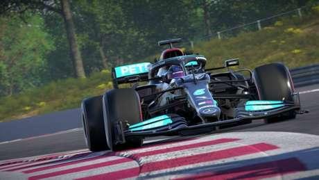 F1 2021 dá continuidade à série dos jogos de corrida do estúdio britânico Codemasters